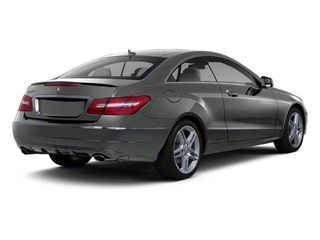 Olivine Grey Metallic 2012 Mercedes-Benz E-Class Pictures E-Class Coupe 2D E550 photos rear view