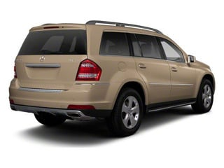 Pearl Beige Metallic 2012 Mercedes-Benz GL-Class Pictures GL-Class Utility 4D GL550 4WD photos rear view