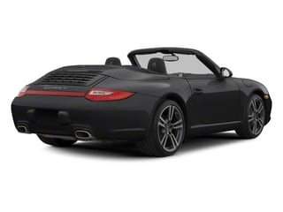 Special Order 2012 Porsche 911 Pictures 911 Cabriolet 2D 4S AWD photos rear view