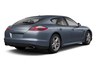Yachting Blue Metallic 2012 Porsche Panamera Pictures Panamera Hatchback 4D Turbo AWD photos rear view
