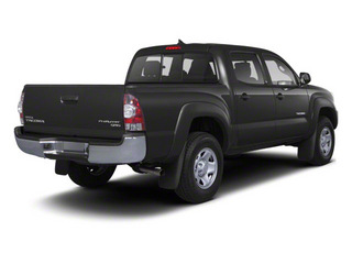 Magnetic Gray Metallic 2012 Toyota Tacoma Pictures Tacoma Base 2WD photos rear view