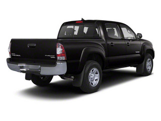 Black 2012 Toyota Tacoma Pictures Tacoma Base 2WD photos rear view