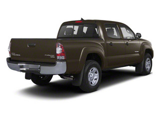Pyrite Mica 2012 Toyota Tacoma Pictures Tacoma Base 2WD photos rear view