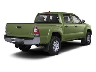 Spruce Mica 2012 Toyota Tacoma Pictures Tacoma Base 2WD photos rear view