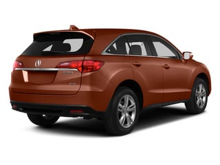 Amber Brownstone 2013 Acura RDX Pictures RDX Utility 4D 2WD photos rear view
