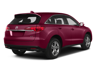 Basque Red Pearl II 2013 Acura RDX Pictures RDX Utility 4D AWD photos rear view