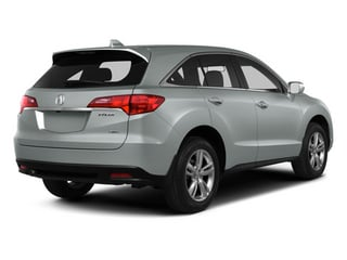 Silver Moon 2013 Acura RDX Pictures RDX Utility 4D 2WD photos rear view