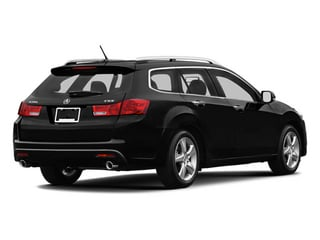 Crystal Black Pearl 2013 Acura TSX Sport Wagon Pictures TSX Sport Wagon 4D Technology I4 photos rear view