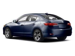 Fathom Blue Pearl 2013 Acura ILX Pictures ILX Sedan 4D photos rear view