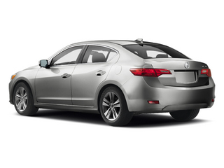 Silver Moon Metallic 2013 Acura ILX Pictures ILX Sedan 4D photos rear view