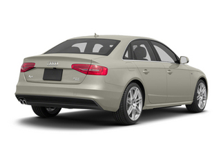 Ice Silver Metallic 2013 Audi A4 Pictures A4 Sedan 4D 2.0T Prestige AWD photos rear view