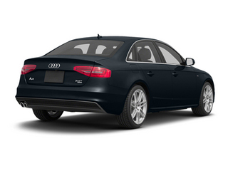 Moonlight Blue Pearl 2013 Audi A4 Pictures A4 Sedan 4D 2.0T Prestige AWD photos rear view
