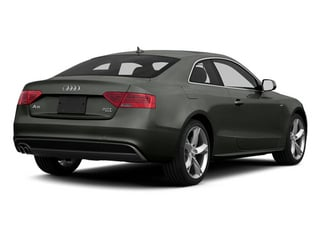 Daytona Gray Pearl 2013 Audi A5 Pictures A5 Coupe 2D Premium AWD photos rear view