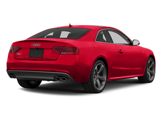 Misano Red Pearl 2013 Audi S5 Pictures S5 Coupe 2D S5 Prestige AWD photos rear view