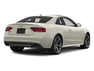 Ice Silver Metallic 2013 Audi S5 Pictures S5 Coupe 2D S5 Prestige AWD photos rear view