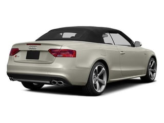 Ice Silver Metallic 2013 Audi S5 Pictures S5 Convertible 2D S5 Prestige AWD photos rear view
