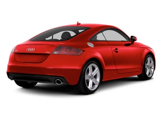 Misano Red Pearl 2013 Audi TT Pictures TT Coupe 2D Premium Plus AWD photos rear view