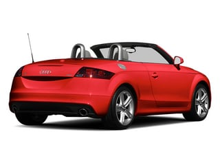 Misano Red Pearl 2013 Audi TT Pictures TT Roadster 2D Prestige AWD photos rear view