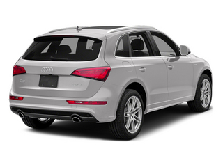 Cuvee Silver Metallic 2013 Audi Q5 Pictures Q5 Utility 4D 2.0T Prestige AWD Hybrid photos rear view