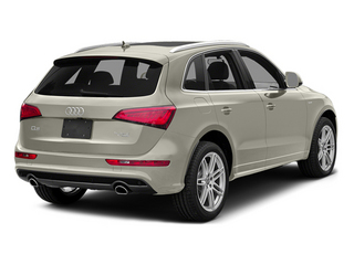 Ice Silver Metallic 2013 Audi Q5 Pictures Q5 Utility 4D 2.0T Prestige AWD Hybrid photos rear view