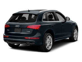 Moonlight Blue Metallic 2013 Audi Q5 Pictures Q5 Utility 4D 2.0T Prestige AWD Hybrid photos rear view