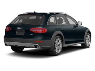 Moonlight Blue Pearl 2013 Audi allroad Pictures allroad Wagon 4D Premium AWD photos rear view