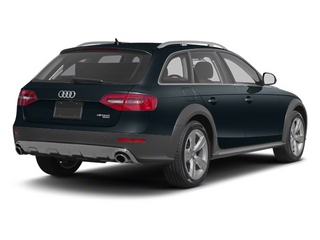 Moonlight Blue Pearl 2013 Audi allroad Pictures allroad Wagon 4D Prestige AWD photos rear view