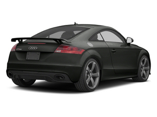 Daytona Gray Pearl 2013 Audi TT RS Pictures TT RS Coupe 2D RS AWD photos rear view