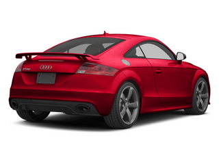 Misano Red Pearl 2013 Audi TT RS Pictures TT RS Coupe 2D RS AWD photos rear view