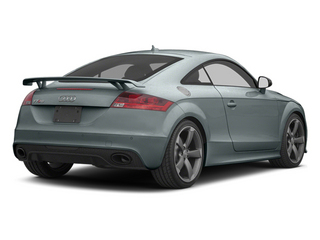 Monza Silver Pearl 2013 Audi TT RS Pictures TT RS Coupe 2D RS AWD photos rear view