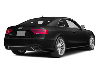 Phantom Black Pearl 2013 Audi RS 5 Pictures RS 5 Coupe 2D RS5 AWD V8 photos rear view