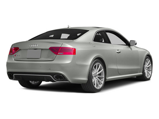 Suzuka Gray Metallic 2013 Audi RS 5 Pictures RS 5 Coupe 2D RS5 AWD V8 photos rear view