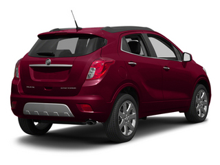 Ruby Red Metallic 2013 Buick Encore Pictures Encore Utility 4D AWD I4 Turbo photos rear view