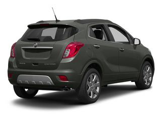 Satin Steel Gray Metallic 2013 Buick Encore Pictures Encore Utility 4D Convenience 2WD I4 Turbo photos rear view