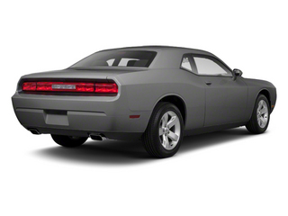 Granite Crystal Metallic 2013 Dodge Challenger Pictures Challenger Coupe 2D SXT V6 photos rear view
