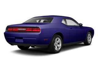 Plum Crazy Pearl 2013 Dodge Challenger Pictures Challenger Coupe 2D SRT-8 Core V8 photos rear view