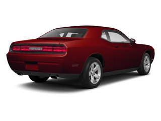 Torred 2013 Dodge Challenger Pictures Challenger Coupe 2D SRT-8 Core V8 photos rear view