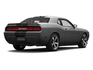 Granite Crystal Metallic 2013 Dodge Challenger Pictures Challenger Coupe 2D SRT-8 V8 photos rear view