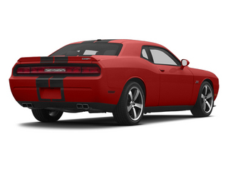 Torred 2013 Dodge Challenger Pictures Challenger Coupe 2D SRT-8 V8 photos rear view