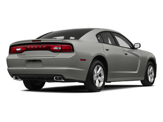 Billet Silver Metallic 2013 Dodge Charger Pictures Charger Sedan 4D SE AWD V6 photos rear view