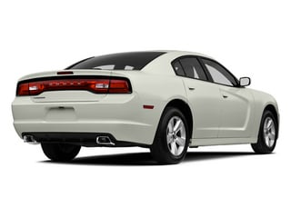 Bright White 2013 Dodge Charger Pictures Charger Sedan 4D SE AWD V6 photos rear view