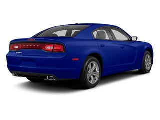 Daytona Blue Pearl 2013 Dodge Charger Pictures Charger Sedan 4D R/T V8 photos rear view