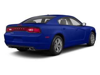 Daytona Blue Pearl 2013 Dodge Charger Pictures Charger Sedan 4D R/T Daytona V8 photos rear view