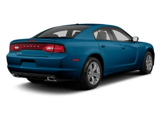 Jazz Blue Pearl 2013 Dodge Charger Pictures Charger Sedan 4D R/T AWD V8 photos rear view