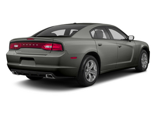 Billet Silver Metallic 2013 Dodge Charger Pictures Charger Sedan 4D R/T AWD V8 photos rear view