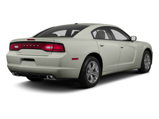 Bright White 2013 Dodge Charger Pictures Charger Sedan 4D R/T AWD V8 photos rear view