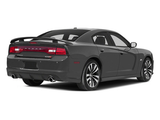 Granite Crystal Metallic 2013 Dodge Charger Pictures Charger Sedan 4D SRT-8 V8 photos rear view