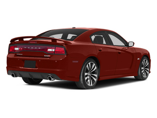 Copperhead Pearl 2013 Dodge Charger Pictures Charger Sedan 4D SRT-8 V8 photos rear view