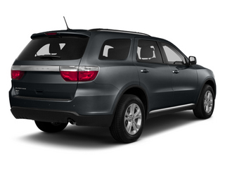 Maximum Steel Metallic 2013 Dodge Durango Pictures Durango Utility 4D Crew 2WD photos rear view