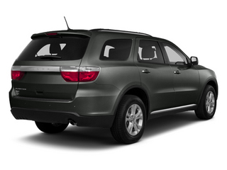 Mineral Gray Metallic 2013 Dodge Durango Pictures Durango Utility 4D Crew 2WD photos rear view